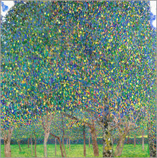 Gallery print  Pear Tree - Gustav Klimt