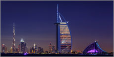 Wall sticker  Dubai Cityscape, United Arab Emirates - Achim Thomae