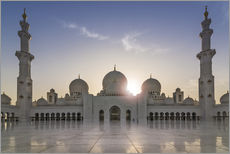 Wall sticker  Sheikh Zayed Mosque - Felix Pergande