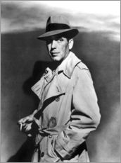 Wall sticker  Humphrey Bogart in Sirocco