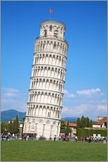 Gallery print  Leaning tower of Pisa, Italy