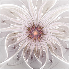 Gallery print  Floral Fantasy, Abstract Fractal Art - gabiw Art
