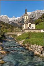 Wall sticker  Ramsau - Berchtesgaden - Achim Thomae