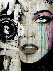 Wall Stickers  zoom - Loui Jover