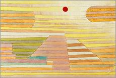 Wall sticker  Evening in Egypt - Paul Klee