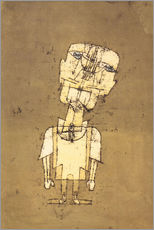 Wall sticker  Ghost of a Genius - Paul Klee
