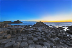 Wall sticker  Giants Causeway - Dieter Meyrl