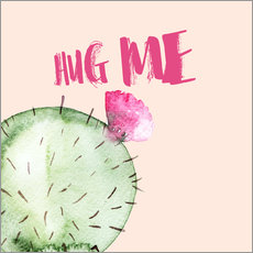 Wall sticker Hug me