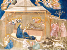 Premium poster The Birth of Christ