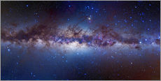 Gallery print  Centre of the Milky Way - Alan Dyer