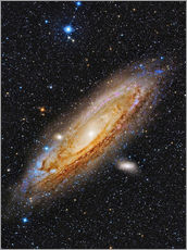 Wall sticker  Messier 31, the Andromeda Galaxy. - Roberto Colombari