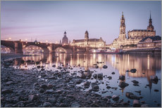 Wall Stickers  Dresden old town sunrise - Philipp Dase