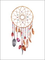 Gallery Print  Dream catcher - Nory Glory Prints
