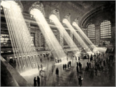Acrylic print  Grand Central Terminal, New York