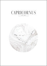 Wall sticker  CAPRICORNUS | CAPRICORN - Stephanie Wünsche