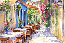 Gallery print  Time for Tapas - Paul Simmons