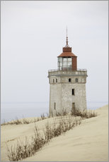 Wall sticker  Lighthouse at Rubjerg Knude