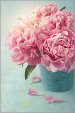 Wall Stickers  vintage pink roses