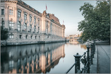 Wall sticker  Bode Museum Reflection in the River Spree - Philipp Dase