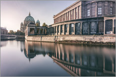 Gallery print  Museum Island and Berliner Dom in the morning - Philipp Dase