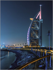 Wall sticker  burj al arab - Marcus Sielaff