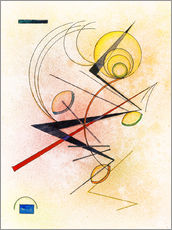 Gallery print  Small Hot - Wassily Kandinsky