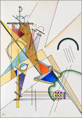 Gallery print  Weave - Wassily Kandinsky