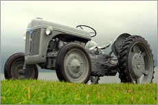 Wall sticker  The Ford 2N tractor