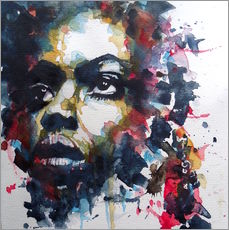 Gallery print  Nina Simone - Paul Lovering
