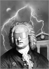 Gallery print  Bach To the Future - Florent Bodart