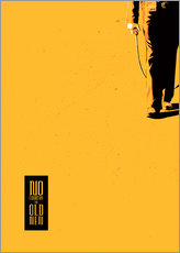 Gallery Print  No country for old men - Fourteenlab