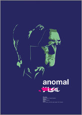 Wall sticker  Anomalisa - Fourteenlab