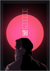 Gallery print  Blade Runner - 2049 - Fourteenlab