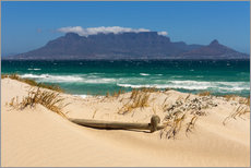 Gallery print  Cape Town, Bloubergstrand - Catharina Lux