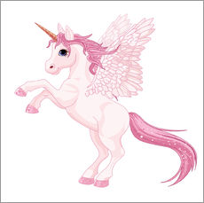 Wall sticker  My Unicorn - Kidz Collection