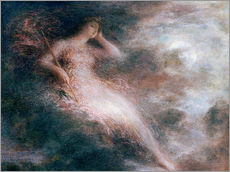 Gallery print  The queen of the night - Henri Fantin-Latour