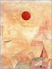 Gallery print  Fairytale - Paul Klee