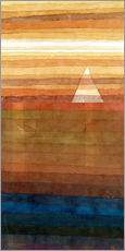 Wall sticker  Lonely - Paul Klee