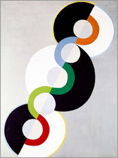 Wall sticker  Endless rhythm - Robert Delaunay