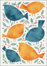 Gallery print  Birds - Tracie Andrews