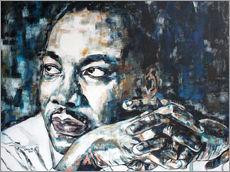 Wall sticker Martin Luther King