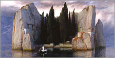 Wall sticker  Island of the Dead - Arnold Böcklin