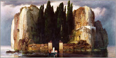Wall sticker  The Isle of the Dead - Arnold Böcklin