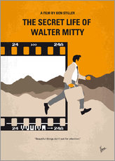 Wall Sticker  The Secret Life of Walter Mitty - chungkong