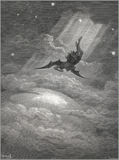 Wall sticker  Paradise Lost - Gustave Doré
