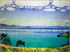 Wall sticker  Lake Geneva from Chexbres - Ferdinand Hodler