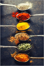 Wall sticker  Spices Mix