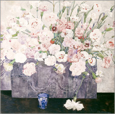 Wall sticker  Pinks - Charles Rennie Mackintosh