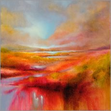 Gallery print  just let it be a perfect day - Annette Schmucker