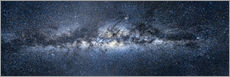 Gallery print  Milky way panorama - Jan Christopher Becke
